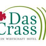 Logodesign »Das Crass – Wein, Wirtschaft, Hotel«, Nieder-Olm