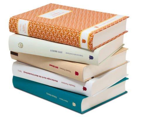 Buchdesign für Verlag Robbert Baron van Haersolte, Offenbach