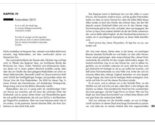 Buchdesign »Bauhaus« für Verlag Robbert Baron van Haersolte, Offenbach