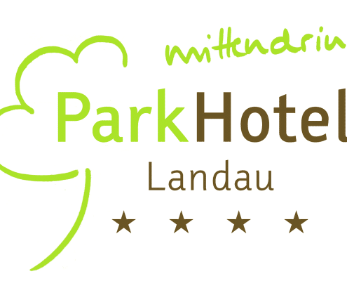 Logodesign Parkhotel Landau Pfalz