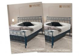 Produktkatalog für Perfect Nights, Kollektion »Italian Ironbed«