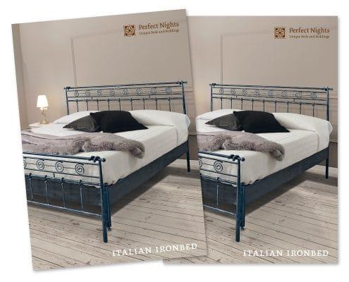 Produktkatalog für Perfect Nights, Kollektion »Italian Ironbed«