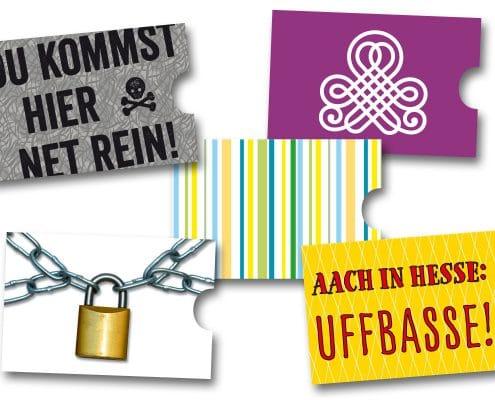 Design von RFID-Schutzhüllen für rugi / EDELKUVERT®