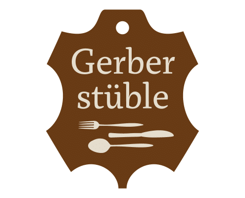 Logodesign Gerberstüble Reutlingen