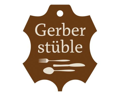 Logodesign Gerberstüble Reutlingen
