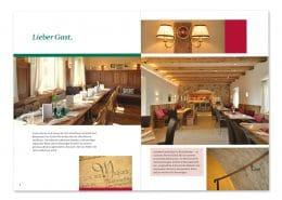 Imagebroschüre für Das Crass, Innenseiten