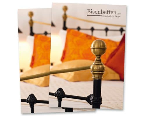 Katalog Eisenbetten.de, Titel