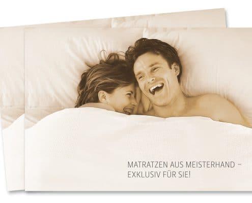 Matratzenkatalog ironbed.de, Titel