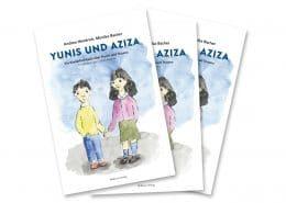 Mabuse-Verlag Kinderfachbuch Yunis und Aziza, Titel