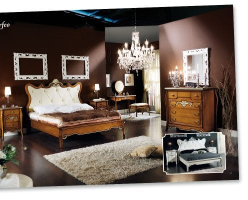 Perfect Nights Katalog Kollektion »Venetian Nights«, Bett Orfeo