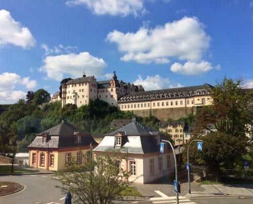 Weilburg, das Schloss