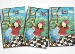 Titel »Paula und die Zauberschuhe«