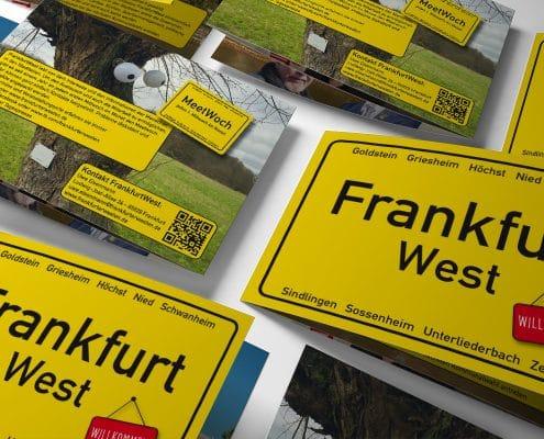 Infofolder für »FrankfurtWest« – Details