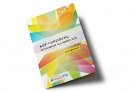 Ausschreibung Award »Fachmedium des Jahres 2020« für Deutsche Fachpresse, Titel